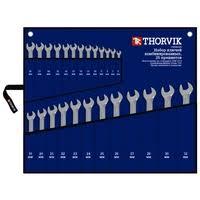 <b>Набор гаечных ключей Thorvik</b> CWS0025 (25 предм.) — Наборы ...