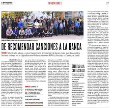 strands finance news and coverage in the press media el mundo de recomendar canciones a la banca