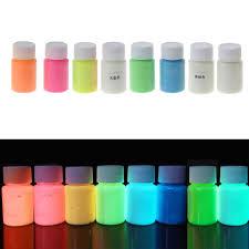 INF  New Glow in The Dark Liquid Luminous Pigment Non-Toxic for ...