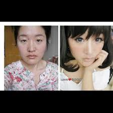 asian makeup transformation asian s makeup 14 asian s makeup 14 asian s before and after