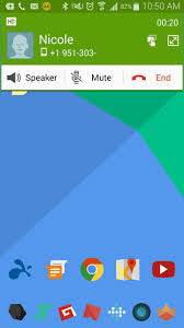 [App][4.0] L-Call - Lollipop incoming calls … | Android Development ...