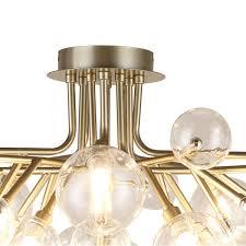 <b>Потолочный светильник Favourite</b> Lash 2524-10U 10 ламп 27 м² в ...