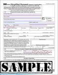 PPTC 054: Adult Renewal Passport Application