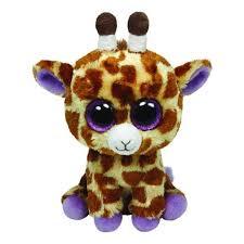 <b>Мягкая игрушка TY</b> Beanie Boo's <b>Жираф</b> Safari 25 см — купить в ...