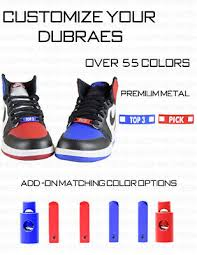 Personalize Your Dubraes <b>Lace Locks Metal</b> Customize Dubrae Tag ...