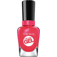 Лак SALLY HANSEN <b>Гель</b>-<b>лак для ногтей</b> Miracle <b>Gel</b> – купить в ...