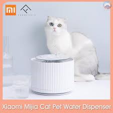Ê <b>5PCS</b> Filter Element For <b>Xiaomi Mijia</b> Cat Pet Water Dispenser ...