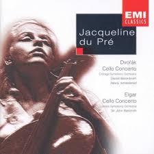 <b>Jacqueline Du Pre</b>: <b>Dvorak</b>/Elgar Cello Concertos – Daniel Barenboim