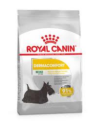 <b>Royal Canin Mini Dermacomfort</b> Care Adult Dry Dog Food