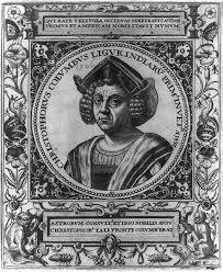 Christopher Columbus Biography   Famous Explorers