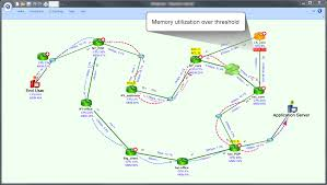 automate network diagram and visual network troubleshooting   netbrainimages fea troubleshoot slow applications faster small png  monitor network health app