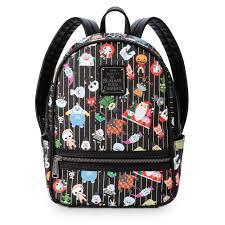 The <b>Nightmare</b> Before <b>Christmas</b> Mini Backpack by Loungefly ...