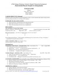college student resume template good resume sample resume how to write a college resume for high resume format for high school student