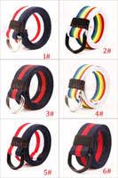 Discount <b>Man Canvas</b> Pin Buckle Belt