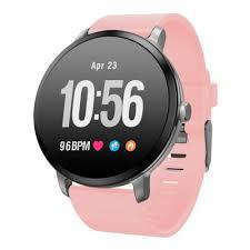 Умные <b>часы Jet Sport</b> SW-1 розовый — купить в интернет ...