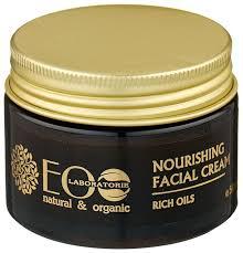 ECO Laboratorie <b>Питательный крем для лица</b> Роскошь масел ...