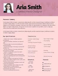 most professional editable resume templates for jobseekers tell the world what you ve got as an interior designer our resume templates which you can customize to suit your needs