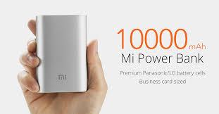 Mi <b>Power Bank 10000mAh</b> - Mi Malaysia