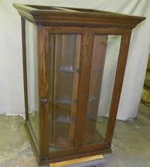 antique oak revolving ribbon cabinet 1894 lindseys antique furniture apothecary general store candy