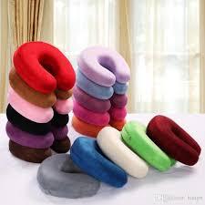 <b>Memory</b> Pillow Slow Rebound U Shape <b>Neck</b> Pillow Massage ...