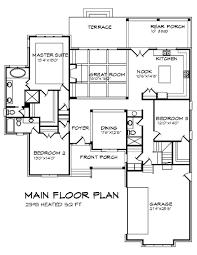 Bedroom House Plans With Bonus Room