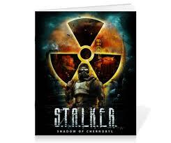 <b>Тетрадь на скрепке</b> Stalker Shadow Of Chernobyl #812983 от ...