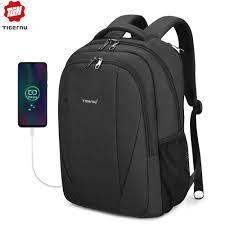 Tigernu Anti theft Laptop <b>Backpacks Multifunction</b> USB Silm 15.6 ...