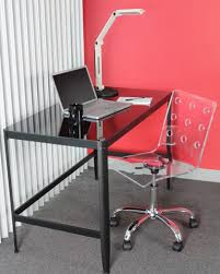 furniture awesome clear desk chair cool clear thick acrylic desk chair combined with chrome metal acrylic office chair