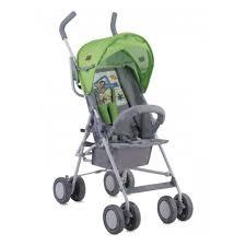 <b>Коляска</b>-<b>трость Lorelli</b> Trek Green&Grey Car — купить в интернет ...