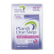 plan b one step levonorgestrel mg emergency contraceptive plan b one step levonorgestrel 1 5 mg emergency contraceptive tablet 1 ea com