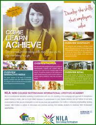 nila new college nottingham gurgaon haryana develop the skills that employers value