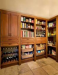 kitchen cabinet pantries