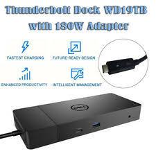 <b>Dell</b> Thunderbolt 3 <b>док</b>-<b>станции</b> для ноутбуков - огромный выбор ...