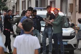 İnegöl'de ev sahibi ile Suriyeli kiracı arasında kavga