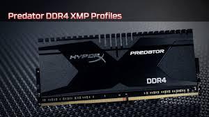 Разгон XMP с <b>модулем памяти HyperX</b> Predator DDR4 - YouTube