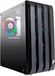 ROZETKA | <b>Корпус 1STPLAYER Black Sir</b> B2-R1 Color LED Black ...