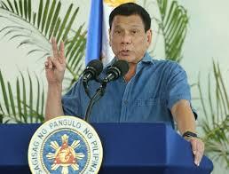 Image result for Tổng Thống Duterte