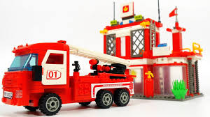 city of masters 8872 fire station - YouTube