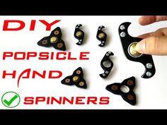 13 Best <b>DIY</b> Fidget Spinners images in <b>2017</b> | Crafts, <b>Hand</b> spinner ...