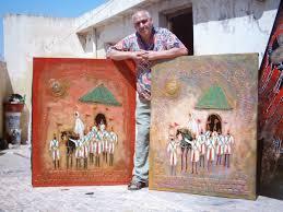 Extrait de l\u0026#39;entretien avec Omar Bouzidi - ZENATI L\u0026#39;ART POUR TOUS - 69999084