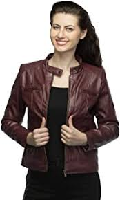 <b>Leather Women's</b> Jackets: Buy <b>Leather Women's</b> Jackets online at ...