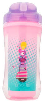 Купить Термочашка Dr. Brown's Spoutless <b>Insulated</b> Cup, 300 мл ...
