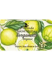 <b>Мыло</b> Воздух Осени: <b>Bergamotto</b> / Бергамот, 200 г FLORINDA ...