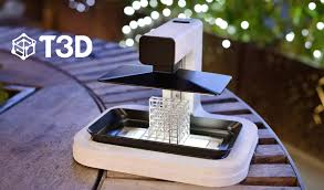 <b>T3D</b>, 3D printing direct from your <b>mobile phone</b> - 3Dnatives