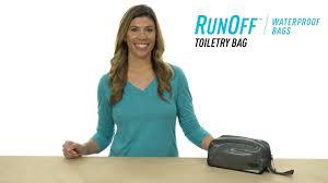 <b>Водонепроницаемая сумка NiteIze</b> RunOff Waterproof Toiletry <b>Bag</b> ...