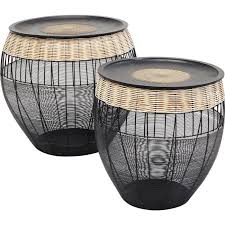 <b>Столик приставной African</b> Drums | KARE Tallinn