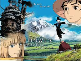 howl's moving castle sophie calcipher michael