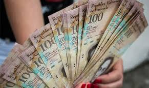 Resultado de imagen para billete de 100 bolivares
