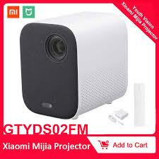 <b>XIAOMI Mijia</b> Projector 1080P Full HD <b>Laser</b> AI 3D HDR Phone MIUI ...