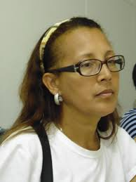 Mary Jane Ramos – Professora; voluntária da Escola Aberta do Calabar - dsc00099